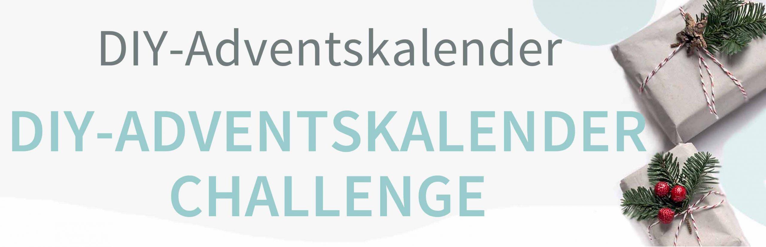 3 Tage DIY Adventskalender Challenge