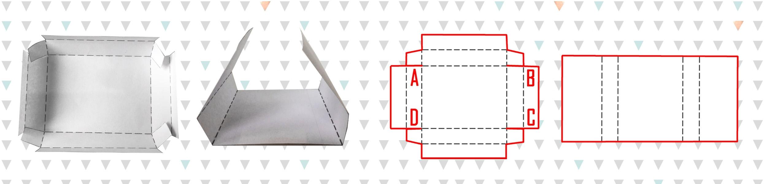 Besondere Weihnachtsgrüße aus Papier selber basteln