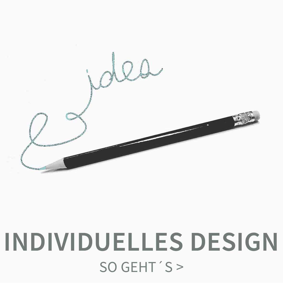Individuelles Design für eure Hochzeitseinladung