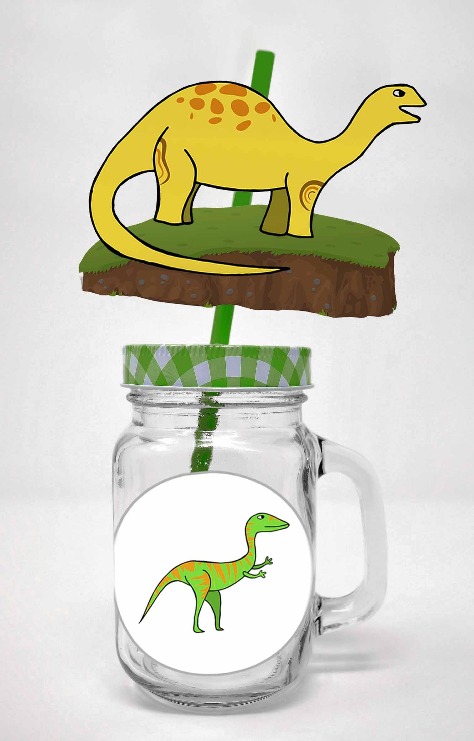 Druckvorlagen für den perfekten Dino Kindergeburtstag