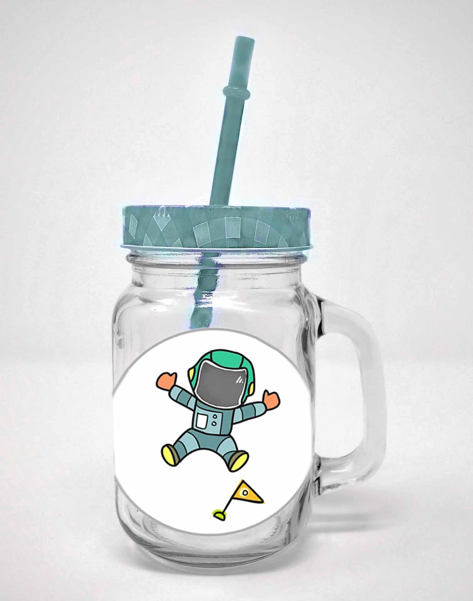 Druckvorlagen für den perfekten Weltraum Astronauten Kindergeburtstag